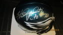 Halapoulivaati Vaitai Philadelphia Eagles Signed  Mini Helmet COA