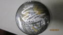 Carl Hagelin Pittsburgh Penguins Signed 2017 Stanley Cup Champions Puck COA