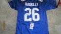 Saquon Barkley New York Giants Signed Custom Jersey JSA