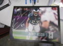 Rodney Mcleod  Philadelphia Eagles Signed 8x10 Photo COA 2
