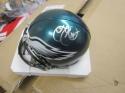Corey Graham Philadelphia Eagles Signed  Mini Helmet COA