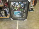 Jason Kelce Philadelphia Eagles Signed 16x20 Parade Framed Photo Beckett COA