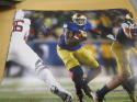Josh Adams Notre Dame Signed 8x10 Photo COA  2