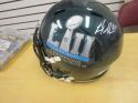 Brandon Graham Philadelphia Eagles Signed Full Size Replica Superbowl 52 Helmet COA