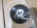 Eric Lindros Philadelphia Flyers Signed Logo Puck COA