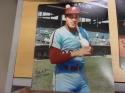 Orlando Isales Philadelphia Phillies Signed 8x10 Photo COA 1980 WSC Inscription 2