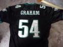Brandon Graham Philadelphia Eagles Signed Custom Black Jersey COA