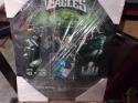 Philadelphia Eagles Framed Superbowl Lii Official CONFETTI w/ Photo COA
