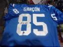 Pierre Garcon Indianpolis Colts Signed Custom Jersey JSA