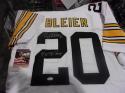 Rocky Bleier Pittsburgh Steelers Signed Custom Jersey JSA