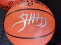 Tobias Harris Philadelphia 76ers  Signed FS NBA Replica Basketball COA