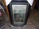 Philadelphia Eagles Superbowl LII Champions Framed Philadelphia Inquirer Newspaper
