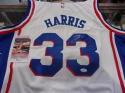 Tobias Harris Philadelphia 76ers Signed Custom Jersey JSA