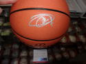 Joel Embiid Philadelphia 76ers  Signed FS NBA Replica Basketball JSA