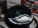 Zach Ertz Philadelphia Eagles  Signed Full Size Replica Helmet Fanatics