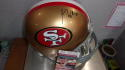 George Kittle SF 49ers Signed Full Size Replica Helmet JSA