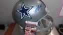 Kyle Vanderbosch Dallas Cowboys Signed Full Size Replica Helmet JSA