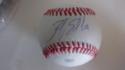 Zach Eflin Philadelphia Phillies Signed OLB Baseball COA