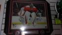 Carter Hart Philadelphia Flyers Signed 16x20 Framed Photo JSA