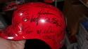 Philadelphia Phillies All Time Signed Official Batting Helmet COA