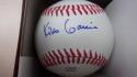 Kiko Garcia Baltimore Orioles/Philadelphia Phillies Signed OLB Baseball COA