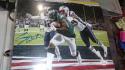 Corey Clement Philadelphia Eagles Signed 8x10 Superbowl Photo JSA