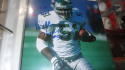 William Thomas Philadelphia Eagles Signed 8x10  Photo COA 2