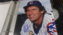 Larry Bowa Chicago Cubs Signed 8x10 Photo COA