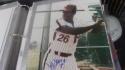 Jeff Stone  Philadelphia Phillies Signed 8x10  Photo COA