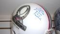 Jason Babin Philadelphia Eagles Signed Full Size Pro Bowl