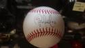 Pat Neshek Philadelphia Phillies Signed MLB Baseball COA