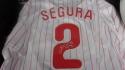 Jean Segura Philadelphia Phillies Signed Replica Home Jersey COA