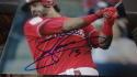 Sean Rodriguez  Philadelphia Phillies Signed 8x10 Photo COA