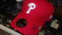 Roman Quinn Philadelphia Phillies Signed Hat MLB Authenticated