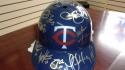 2019 Minnesota Twins Team Signed FS Helmet COA