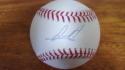Albert Abreu New York Yankees  signed MLB Baseball COA