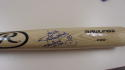 Phillie Phanatic Philadelphia Phillies Signed FS Rawlings Bat COA Dave Raymond