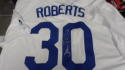 Dave Roberts Los Angeles Dodgers Signed Replica Jersey COA