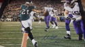 Patrick Robinson Philadelphia Eagles Signed 16x20 Photo COA