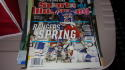 Ryan McDonough New York Rangers Signed Sports Illustrated   COA