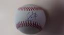 Sandy Alcantara Florida Marlins Signed  MLB Baseball COA