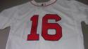 Andrew Benintendi Boston Red Sox Signed Replica Jersey COA