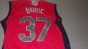 Kris Bubec Kansas City Royals  Signed Replica Futures Game Jersey COA