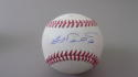 Brock Holt Boston Red Sox Signed OLB Baseball COA
