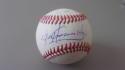 Gorkys Hernandez Boston Red Sox/SF Giants Signed OLB Baseball COA