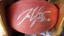 Robert Griffin III Washington Redskins/Browns/Ravens Signed NFL Football COA
