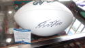 Desean Jackson Philadelphia Eagles Signed  Logo Football Beckett COA