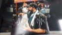 Jake Elliott Philadelphia Eagles Signed 8x10 Superbowl photo COA 3