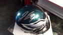 Jake Elliott Philadelphia Eagles Signed  Mini Helmet COA