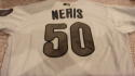 Hector Neris Philadelphia Phillies Game Used 2019 CAMO Jersey MLB Authenticated